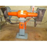 BUFFING UNIT, QUEEN CITY, extended spdl.