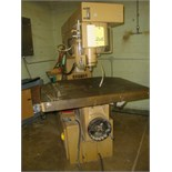 PIN ROUTER, SCMI, adj. height table, S/N A940381