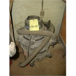 LOT CONSISTING OF SHOP VACUUM & SAFETY CANS