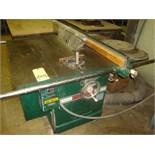 TABLE SAW, POWERMATIC MDL. 72, rip fence, S/N 8072006