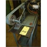 """HORIZONTAL BELT SANDER, METALMASTER 2"""", Mdl. MB-2, 1 HP motor, S/N 0281"""