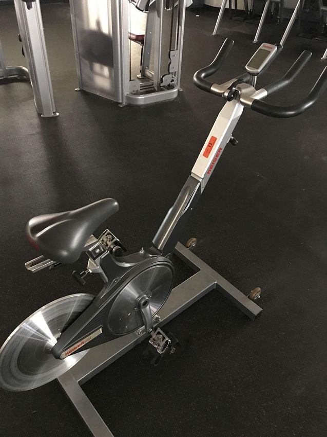 Lot 12 - (THIS ITEM NO LONGER FOR INDIVIDUAL SALE) KEISER M3 SPINNING BIKE