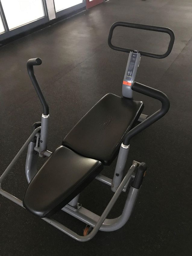 Lot 32 - (THIS ITEM NO LONGER FOR INDIVIDUAL SALE) PRECOR AB-X ABDOMINAL CRUNCH BENCH
