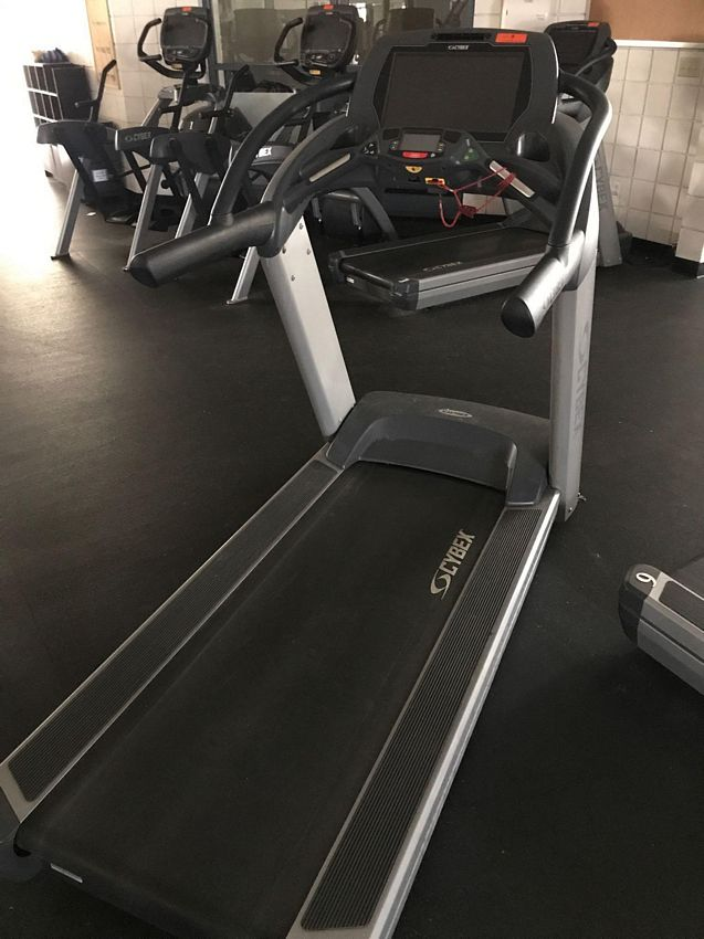 Lot 5 - (THIS ITEM NO LONGER FOR INDIVIDUAL SALE) CYBEX 770T TREADMILL