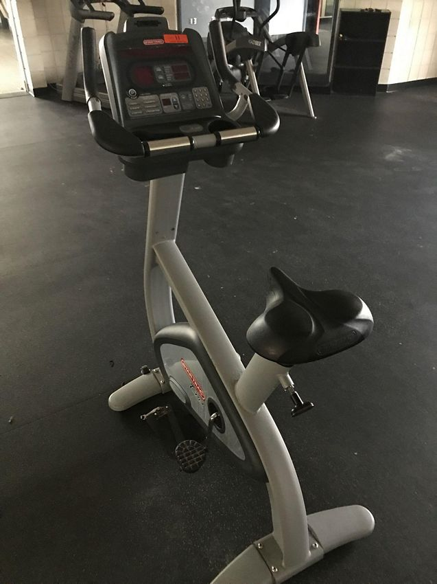 Lot 11 - (THIS ITEM NO LONGER FOR INDIVIDUAL SALE) STARTRAC PRO EXERCISE BIKE