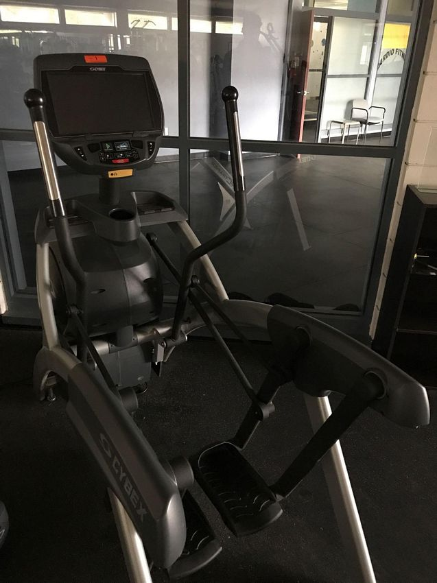 Lot 10 - (THIS ITEM NO LONGER FOR INDIVIDUAL SALE) CYBEX 770T TREADMILL