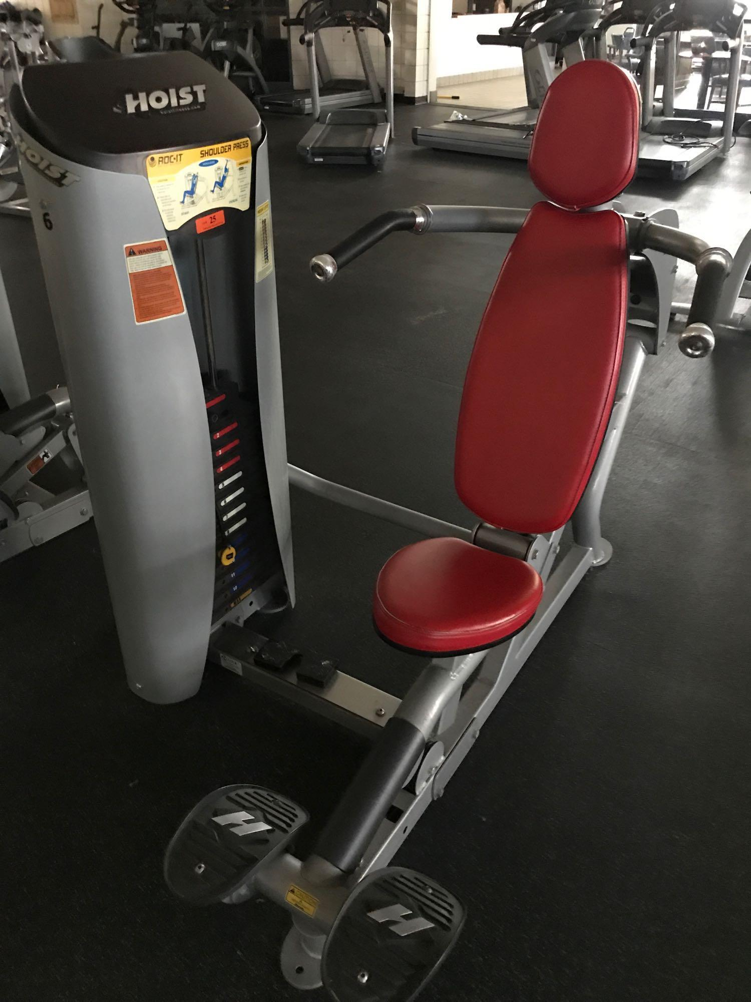 Lot 1 - BULK LOT OF FITNESS EQUIPMENT (FORMERLY LOTS 1A THROUGH 35)