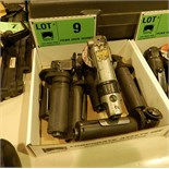 LOT/ INGERSOLL RAND PNEUMATIC ANGLE GRINDERS