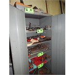 LOT/ CABINET WITH BALANCE OF CABINET