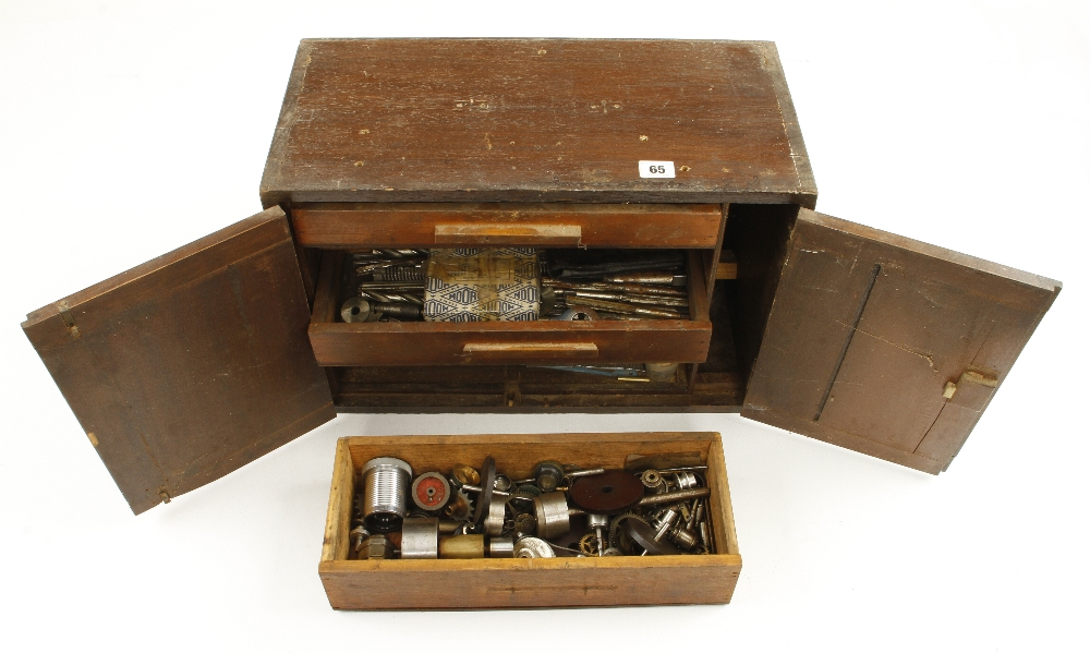 A four drawer chest of engineers tools G - Image 2 of 3