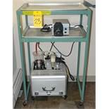 Wells Johnson Aspirator III Liposuction Machine