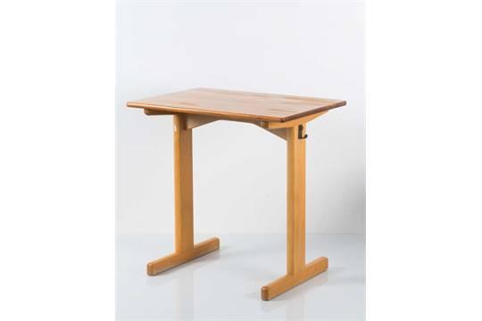 Schultisch mit stuhl  Munch Moebler A/S, Daenemark Mogensen, Boerge Schultisch und Stuhl ...