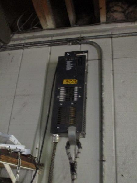 Yale MPB040 Elec. Pallet Jack, 4000 Lb. w/Charger (Located in Palmer, MA) - Image 3 of 3
