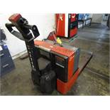 BT Prime Mover Mod. PMX Type F Elec. Pallet Jack, 500 Lb., Self Charging (Located in W. Springfield,