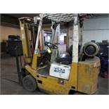 TCM FCG N6 LPG Forklift, s/n 49000175, 4000 Lb., 9797 Hrs. (Located in W. Springfield, MA) (LATE