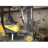 "Doosan GC25E LPG Clamp Truck, s/n FQ-00732, 4450 Lb., 4533 Hrs., Cascade 24"" Clamp (Located in"
