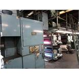 "Goss Community 22 3/4"" Web Press w/4 High & 2 x 2 High Towers, 2 Enkel Splicers, Goss Folder (Loca"