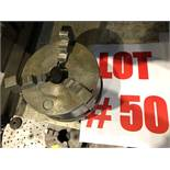 6 INCH 3 JAW CHUCK - LOCATION, MONTREAL, QUEBEC