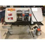 DOALL HORIZONTAL BANDSAW, MODEL C-12, S/N 114-58232, 12 X 12 - LOCATION, MONTREAL, QUEBEC