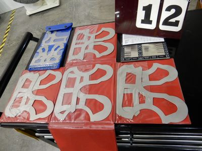 Lot 12 - RADIUS GAGES & SURFACE GAGES
