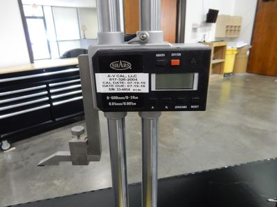 "Lot 5 - SHARES 24"" ABSOLUTE HEIGHT GAGE"