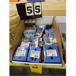 Lot 55 - ASSORT NEW ROUTER BITS 25 PCS