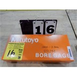 Lot 16 - MITUTOYO DIAL BORE GAGE 1.400 TO 2.500