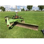 Lot 3 - JD Hydraulic Down Pressure 9' blade