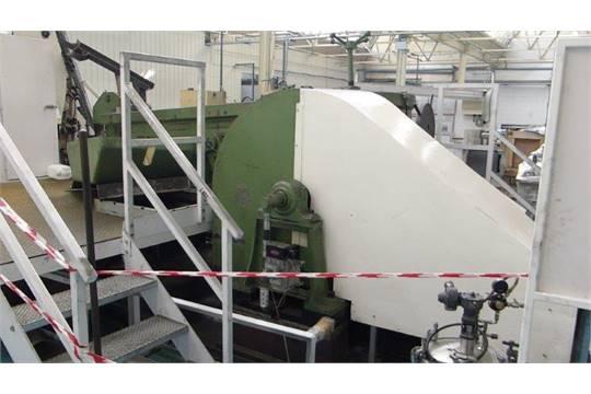 Herlan Type P10 Impact Extrusion Press with 495 Ton Nominal