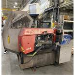 BOMAR (2006) TRANSVERSE 610.440GA STG -440GA E AUTOMATIC BAND SAW WITH BOMAR DIGITAL