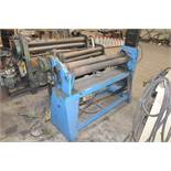 ALLPAR POWERED SLIP ROLLS, NOT IN SERVICE, S/N N/A [RIGGING FEE FOR LOT #13 - $25 CAD + APPLICABLE