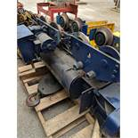 SHAWBOX MONORAIL CRANE HOIST, S/N N/A [RIGGING FEE FOR LOT #31 - $25 CAD + APPLICABLE TAXES]