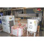 MULTI CAM (2013) 3000 SERIES CNC WATERJET CUTTING MACHINE WITH MULTI CAM CNC CONTROL, KMT STREAMLINE