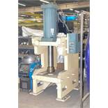 "OAKLAND EH-150-CPL 200 TON CAPACITY HYDRAULIC C-FRAME PRESS WITH 26""X33"" PLATE, 24"" STROKE, 24"""