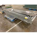 (4) 10' Conveyor Line Sections