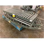 Pallet of Assorted Conveyor Line Parts
