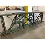 (4) Pallet Rack Uprights