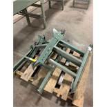Pallet of (4) Extra Conveyor Line Adjustable Leg Attachments