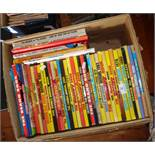 Large collection of Beano and Dandy Annuals, c. 1978-2004