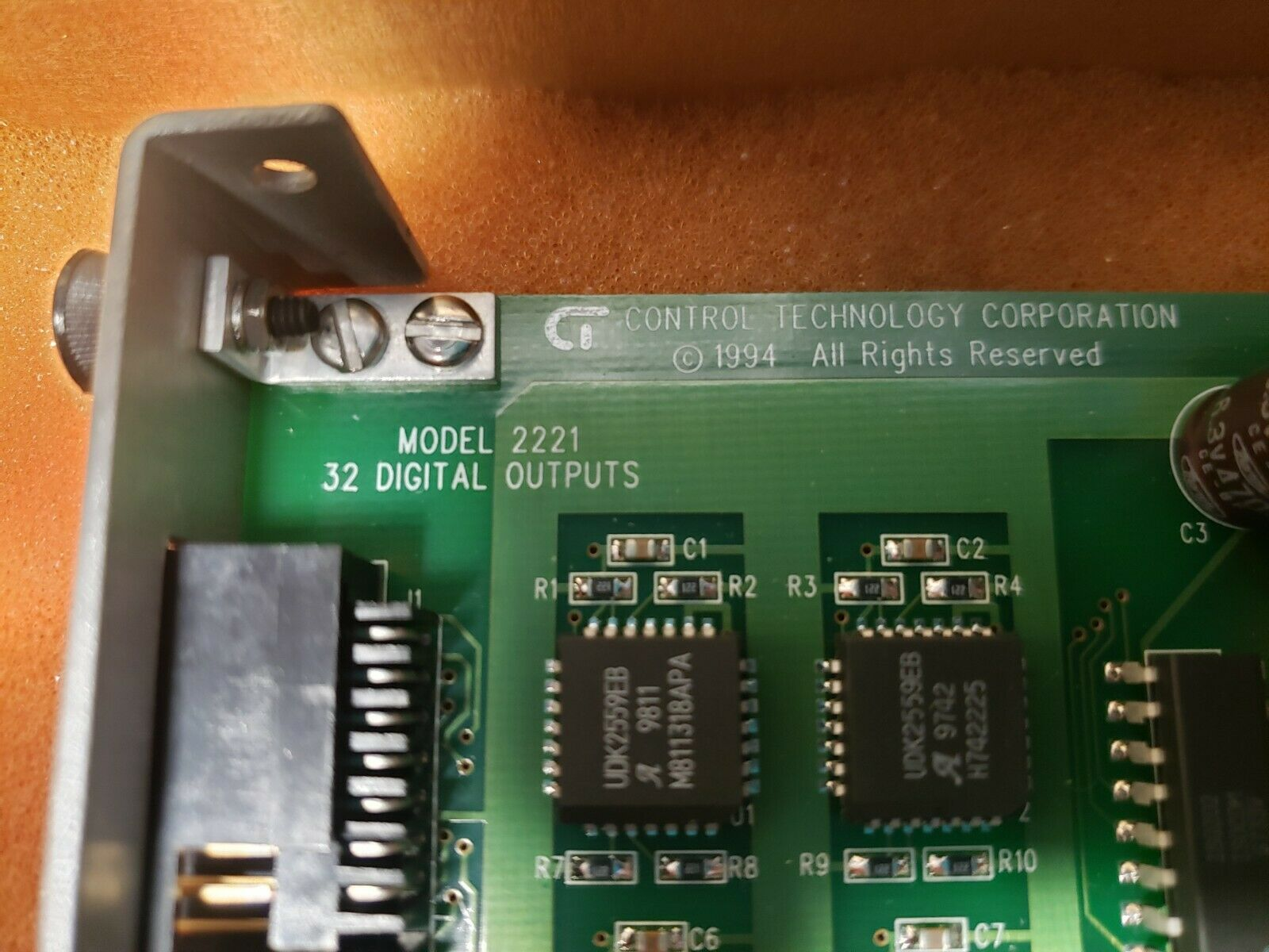 NEW CONTROL TECHNOLOGY PLC MODULE - Image 2 of 3