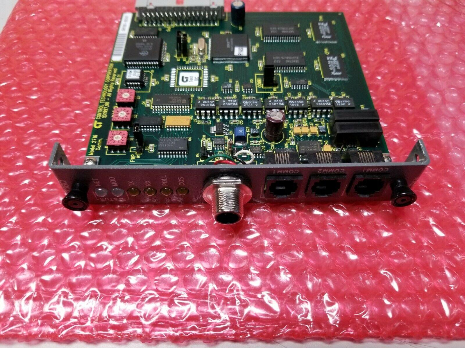 CONTROL TECHNOLOGY PLC MODULE