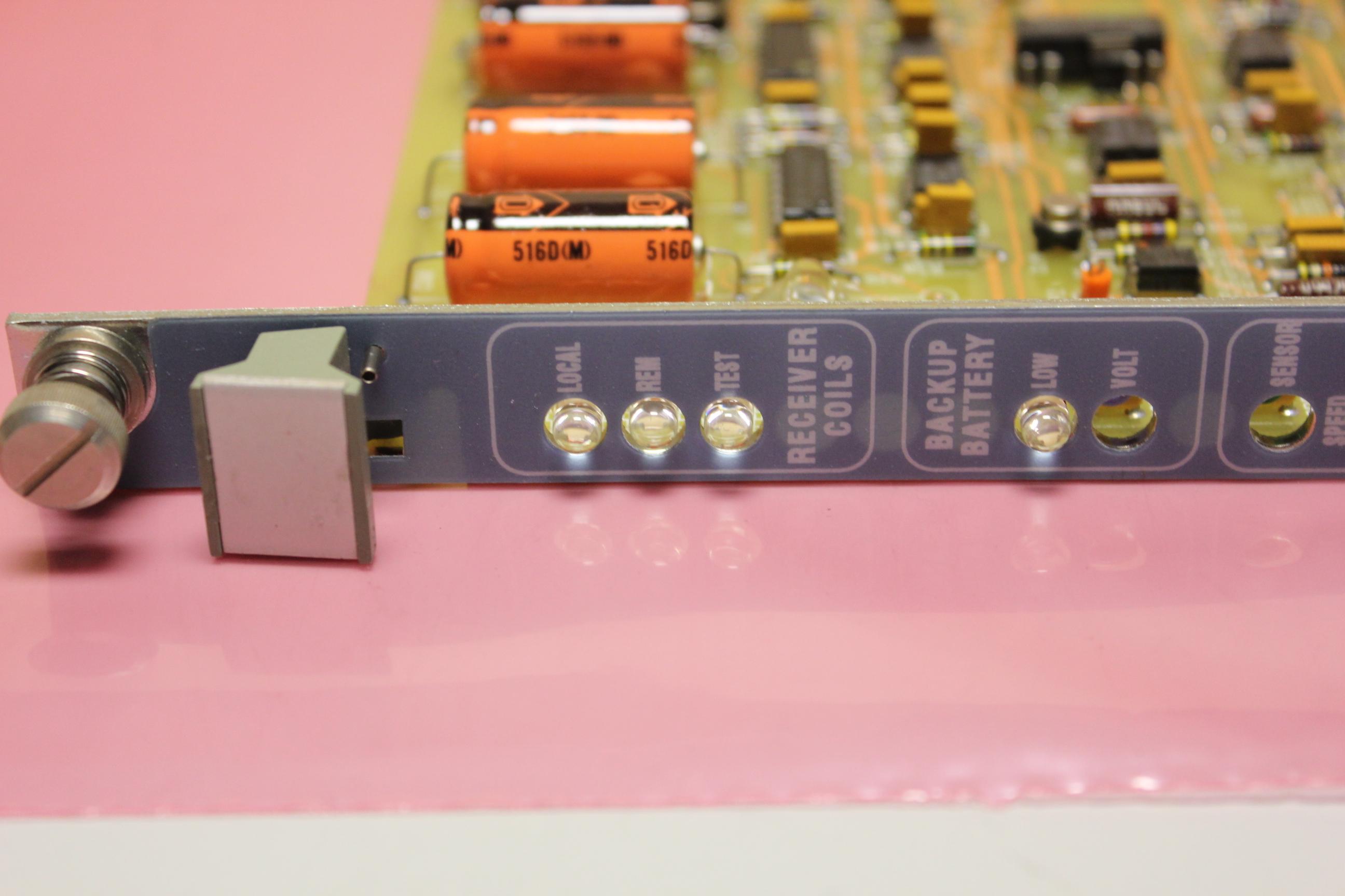 USSI/ANSALDO MULTI-FUNCTION CONTROL MODULE - Image 2 of 4