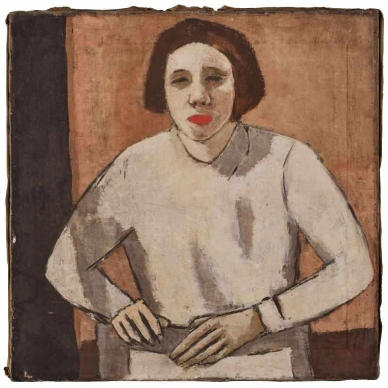 Lot 22 - Gemälde Karl Tratt1900 Sindlingen - 1937 Frankfurt Studierte ab 1924 an der Frankfurter