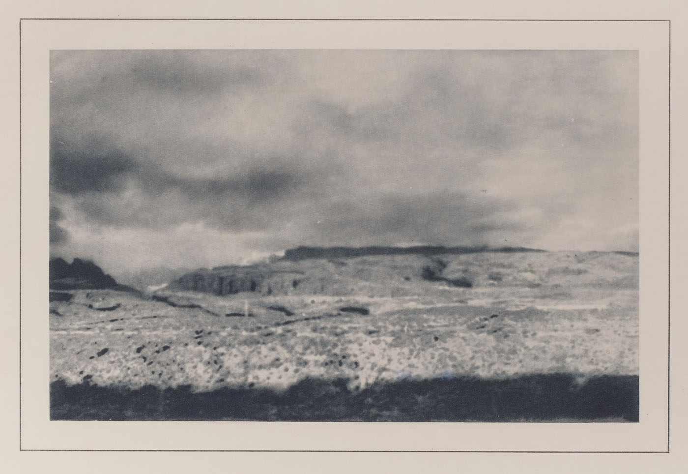 "Lot 33 - Heliogravüre Gerhard Richtergeb. 1932 in Dresden ""Kanarische Landschaften II"" 1971 u. re. sign."