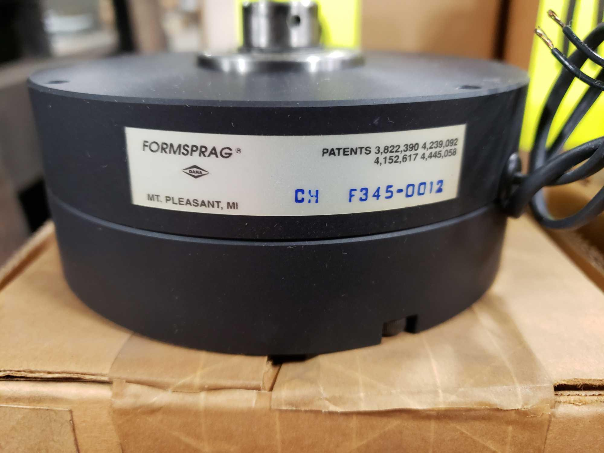 Formsprag Magpowr sofstep model PSB-70/90V magnetic partical clutch brake. New in box. - Image 2 of 2