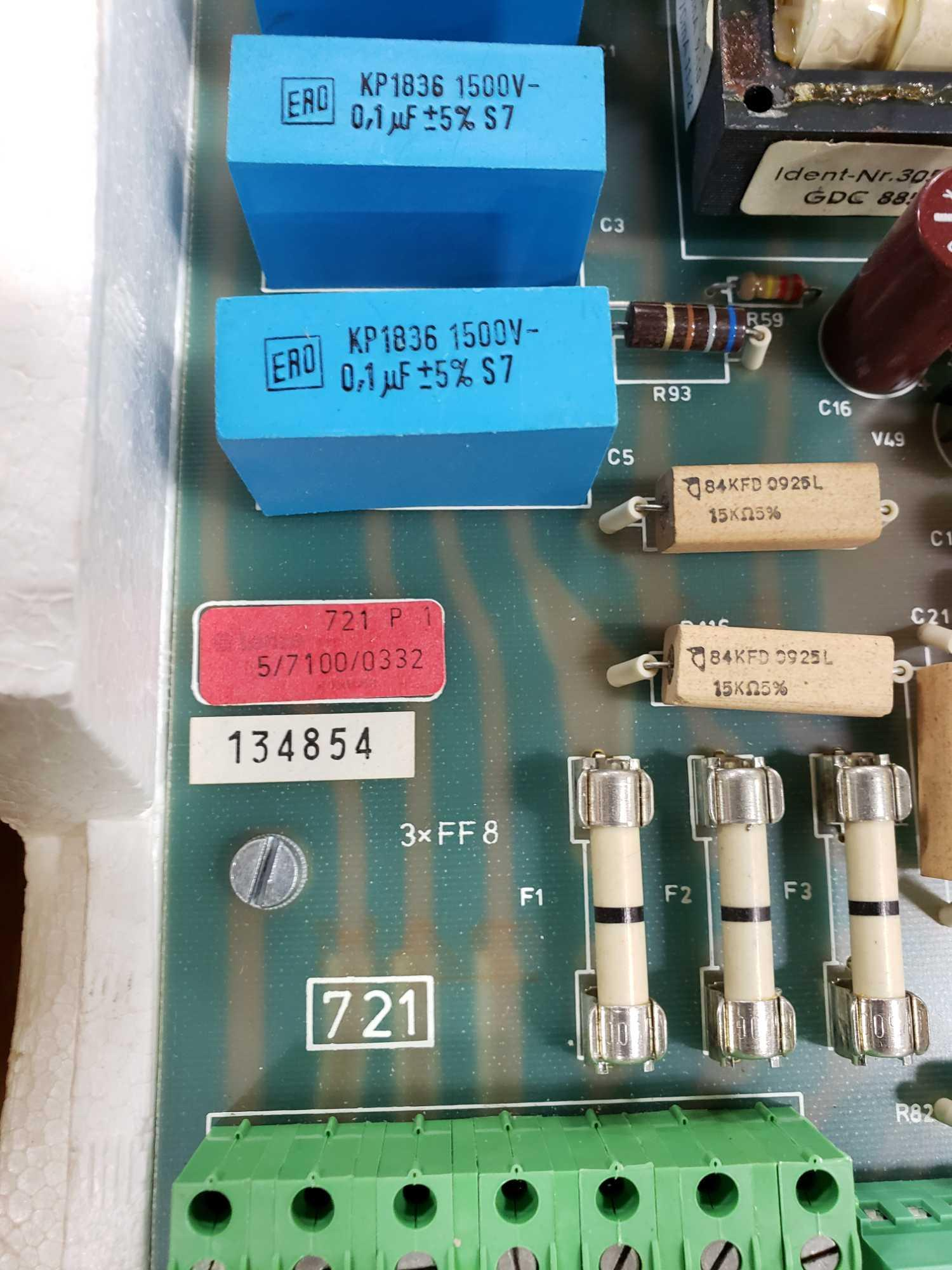 Stahlkontor control model 721-E2. New as pictured. - Image 2 of 3