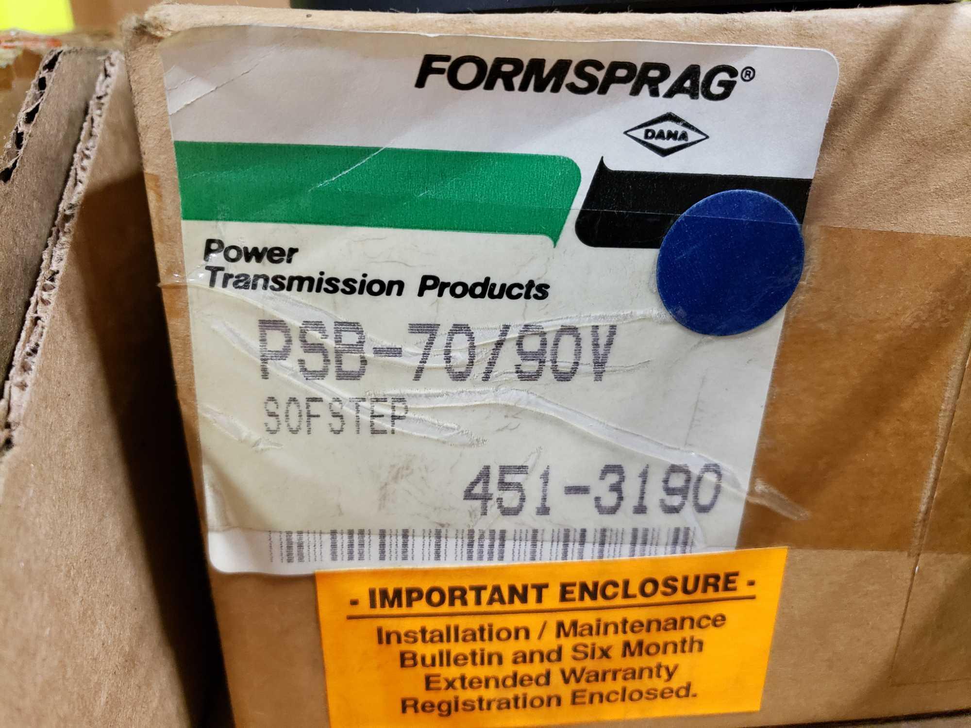 Formsprag Magpowr sofstep model PSB-70/90V magnetic partical clutch brake. New in box. - Image 3 of 3