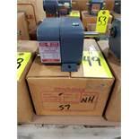 Zero-max gearhead power block model S7, 0-20 output rotation, 12lb torque, 20:1 range. New in box.