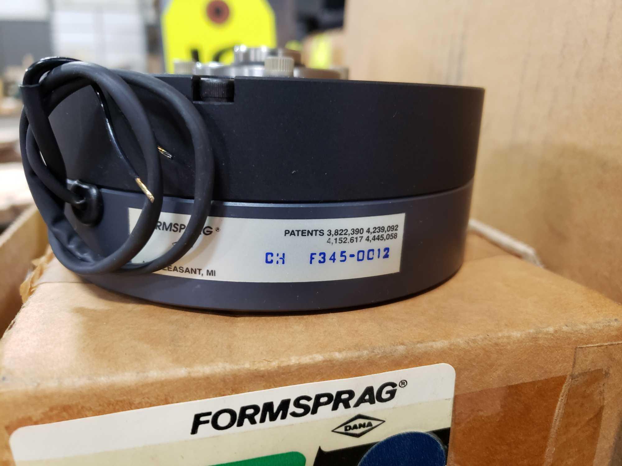 Formsprag Magpowr sofstep model PSB-70/90V magnetic partical clutch brake. New in box. - Image 2 of 3