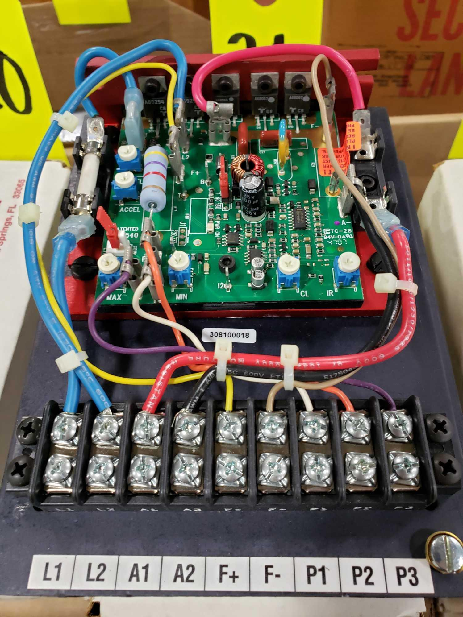KB Penta Power reversing controld drive. Model KBCC-125, part 9936ED. New in box. - Image 4 of 4